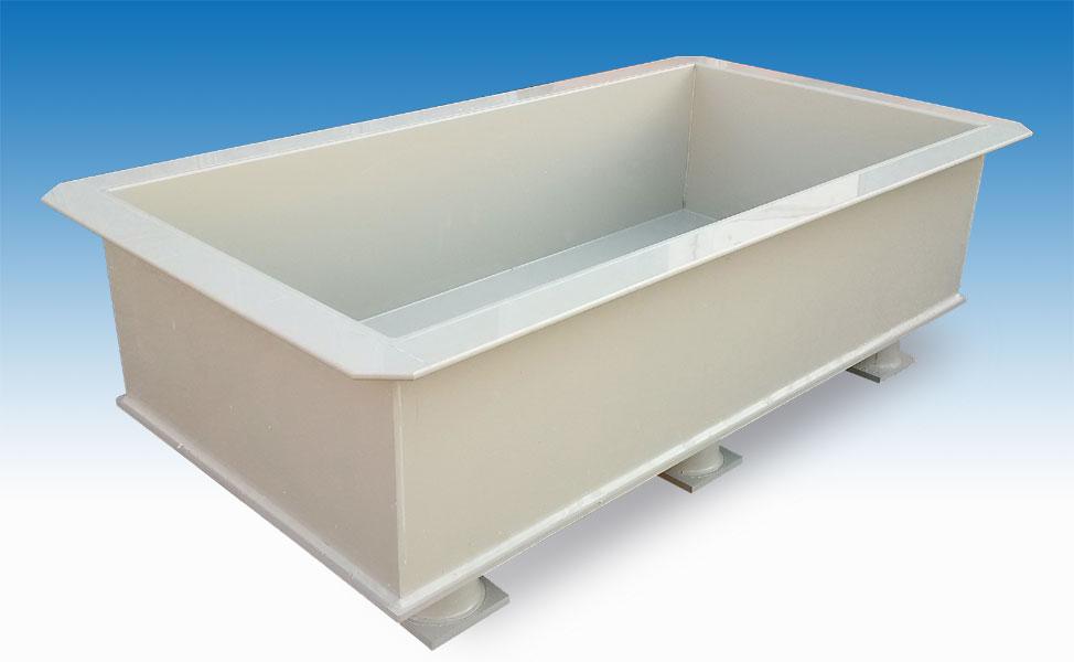 Vasche e rivestimenti in pvc pe pp for Vasche pvc per laghetti